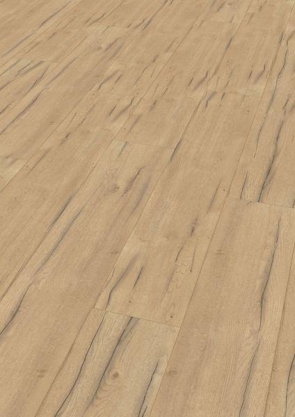 Western Oak Cream - Wineo 1500 Wood XL Bioboden zum Kleben 2,5 mm