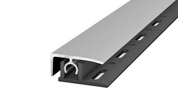Abschlussprofil für Belagstärken 8 - 14 mm