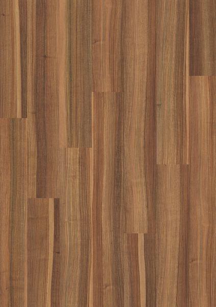 Veredelter Nussbaum - Pergo Sensation Laminat zum Klicken 9 mm