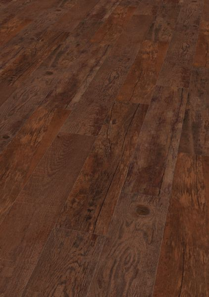 Petunia Chocolate - JAVA Mineral-Designboden zum Klicken 7,5 mm