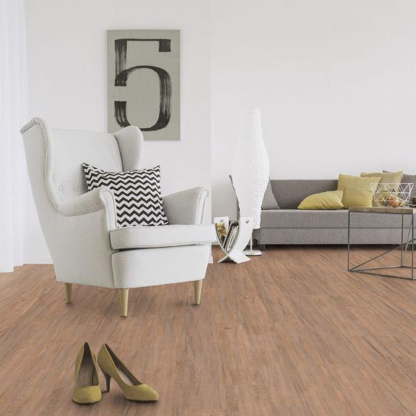 Contempo Copper - Amorim Wood Wise SRT Kork zum Klicken 7,3 mm