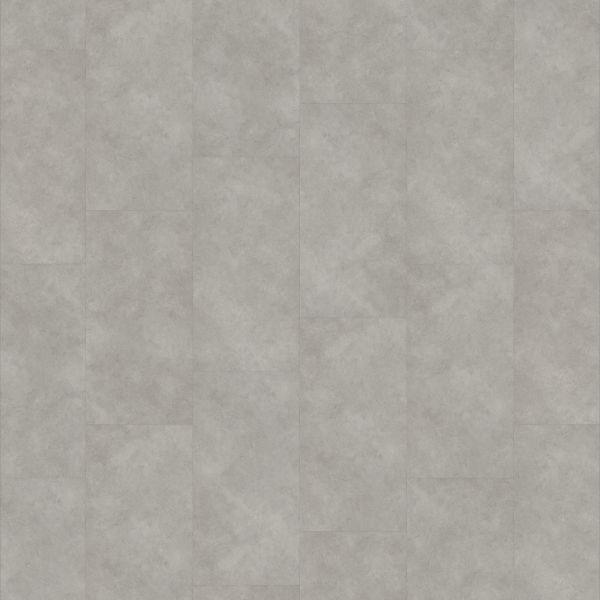 Timeless Concrete Light Grey - Ultimate 55 Rigid-Vinyl zum Klicken 6,5 mm