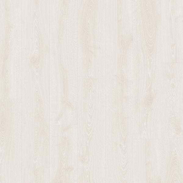 Frost Eiche Weiß - Pergo Sensation Laminat zum Klicken 8 mm