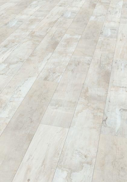 Solo Weiß - JAVA Mineral-Designboden zum Klicken 7,5 mm