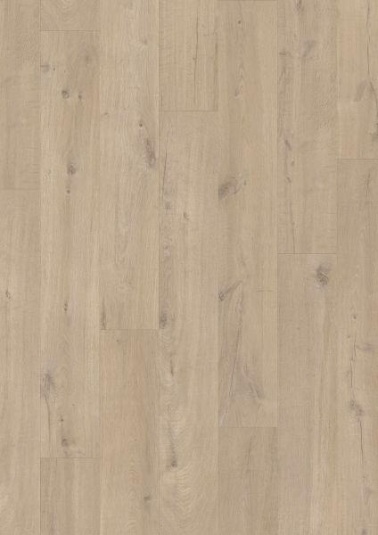 Sandstrand Eiche - Modern Plank Rigid-Vinyl zum Klicken 5 mm