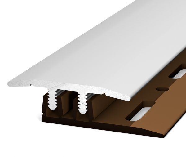 Übergangsprofil für Belagstärken 4 - 7,5 mm