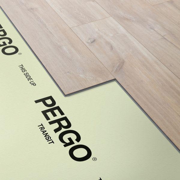 Unterlage Transit für Pergo Vinyl-Klickböden