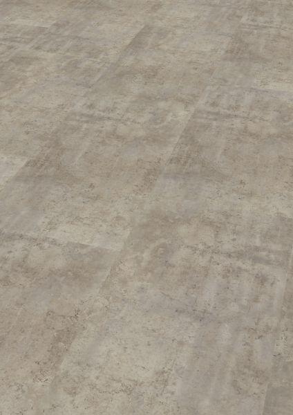Just Concrete - Wineo 1500 Stone XL Bioboden zum Kleben 2,5 mm
