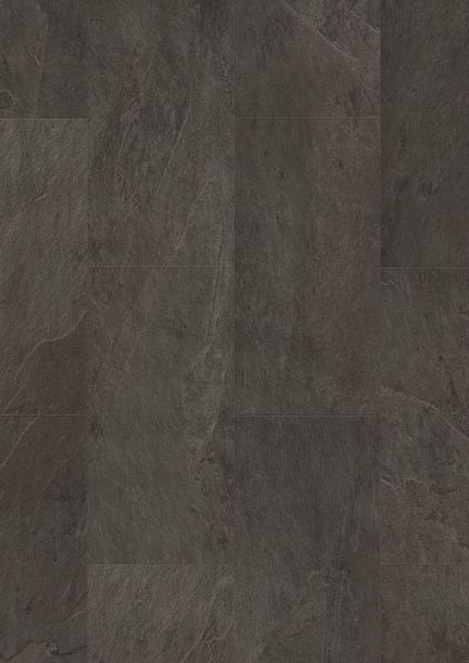 Schiefer Carbon - Tile/Stone Rigid-Vinyl zum Klicken 5 mm
