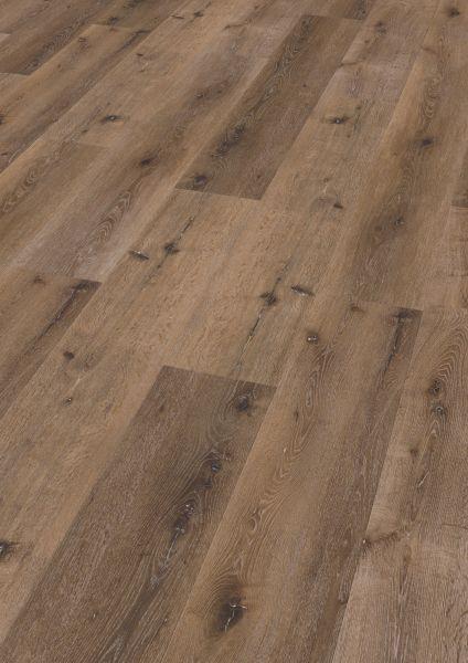 Mud Rustic Oak - Wineo 800 Wood XL Vinyl zum Klicken 5 mm