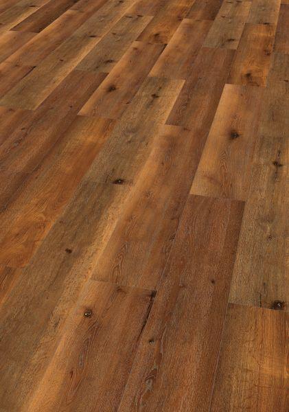 Schlosseiche - JAVA Mineral-Designboden zum Klicken 7,5 mm