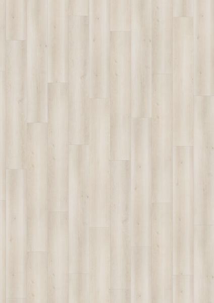 Smooth Oak White - 500 M / L / XXL Laminat zum Klicken 8 mm