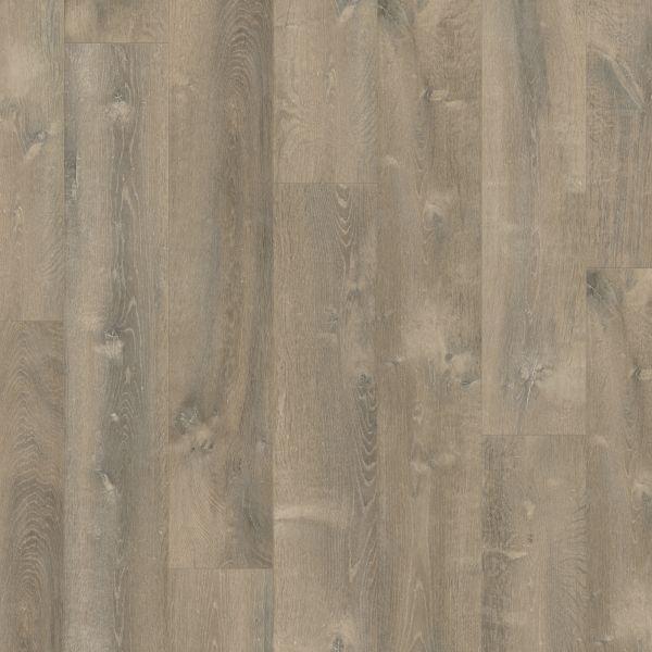Flusseiche Dunkel - Modern Plank Vinyl zum Klicken & Kleben