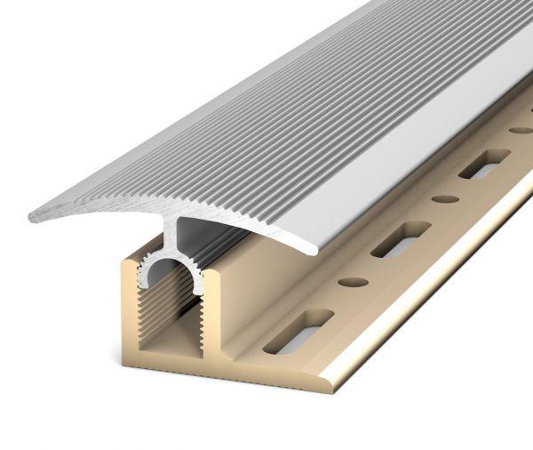 Übergangsprofil für Belagstärken 12 - 17,5 mm