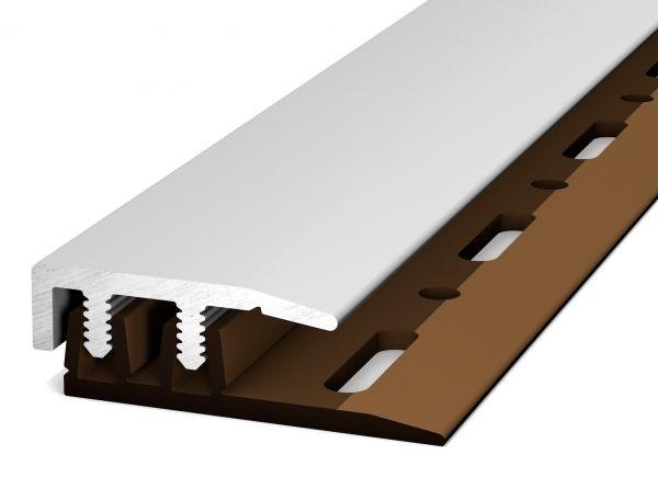Abschlussprofil für Belagstärken 4 - 7,5 mm