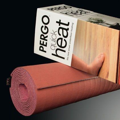 PERGO Quickheat Fussbodenheizung