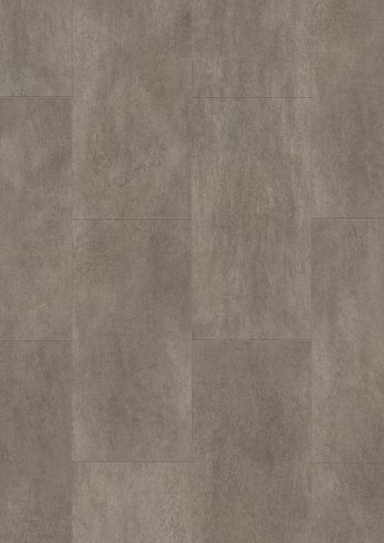 Beton Dunkelgrau - Tile/Stone Rigid-Vinyl zum Klicken 5 mm