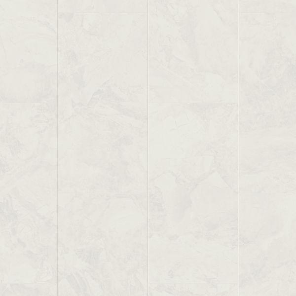 Alpenstein Weiß - Pergo Viskan Pro Rigid-Vinyl zum Klicken 5 mm