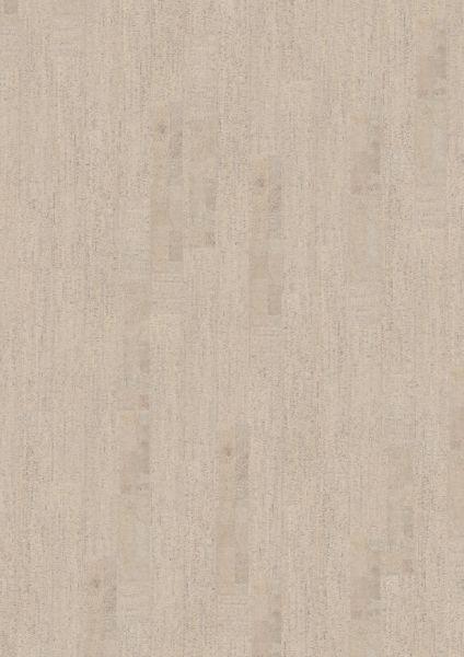 Fashionable Antique White - Amorim Cork Wise Kork zum Klicken 7 mm