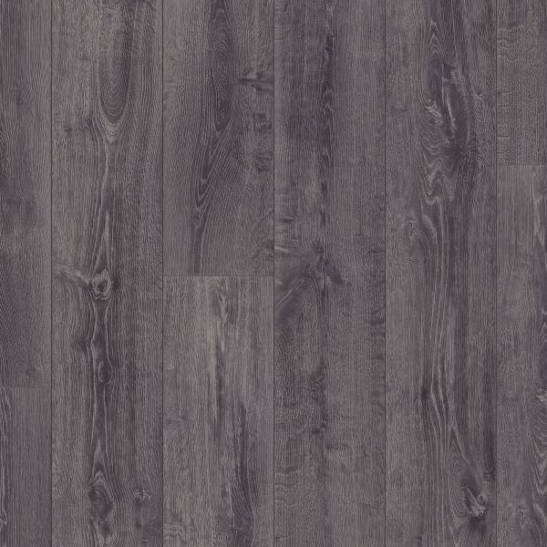 Mitternachts Eiche - Pergo Long Plank Laminat zum Klicken 9,5 mm