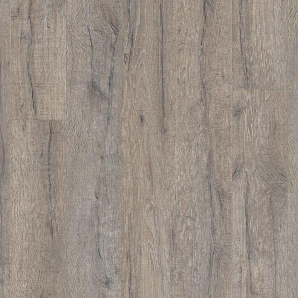 Heritage Eiche Grau - Classic Plank Vinyl zum Klicken & Kleben