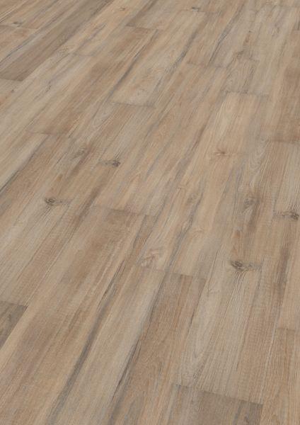 Patina Teak - Wineo 1000 Wood Bioboden zum Kleben 2,2 mm