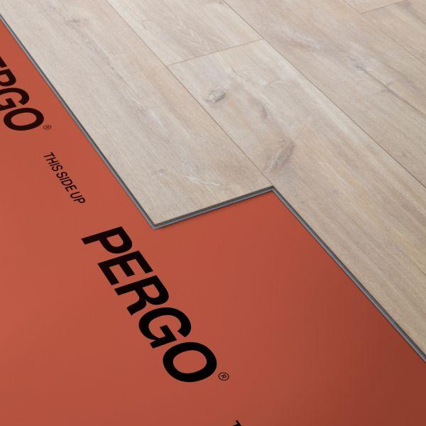 Unterlage Heat für Pergo Vinyl-Klickböden