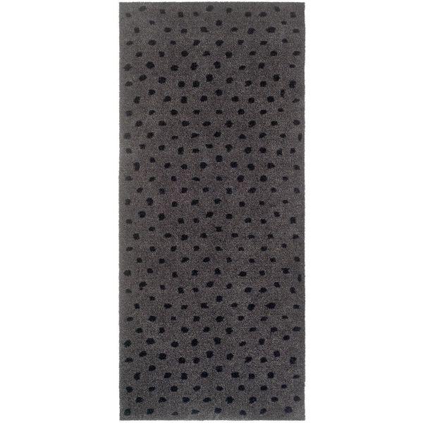 Fußmatte Home & Kitchen Universal Dots Pepper 150 x 67cm Indoor