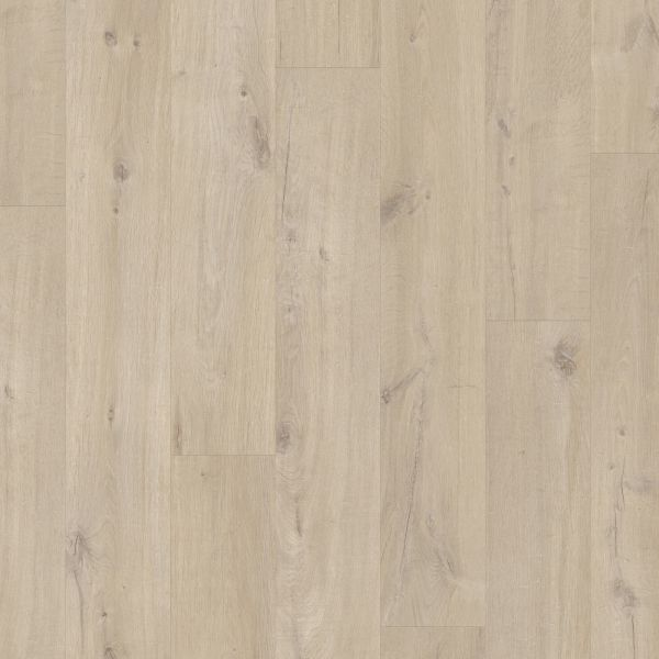 Sandstrand Eiche - Modern Plank Vinyl zum Klicken & Kleben