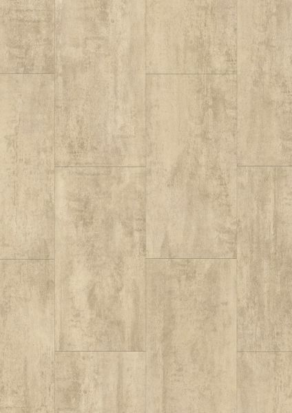 Travertin Creme - Tile/Stone Rigid-Vinyl zum Klicken 5 mm