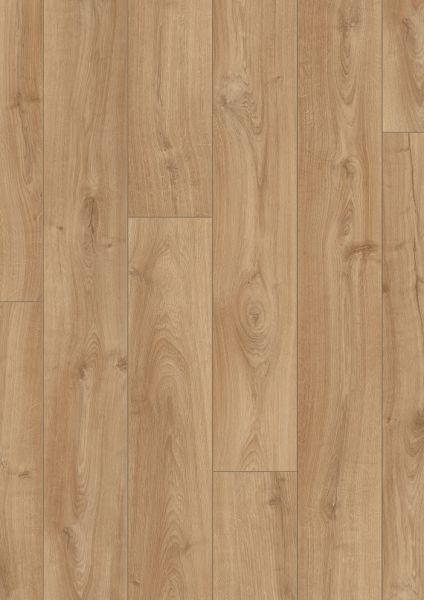 Eiche Natur Beige - Pergo Long Plank Laminat zum Klicken 9,5 mm
