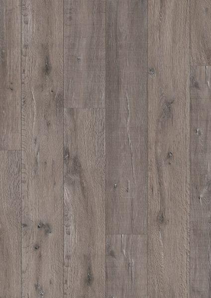 Eiche Grau Reclaimed - Pergo Long Plank Laminat zum Klicken 9,5 mm