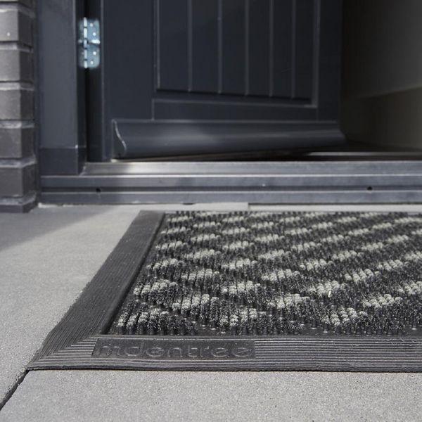Fußmatte V-Power 65 x 45 cm Outdoor